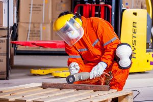 Personnel hire for industry